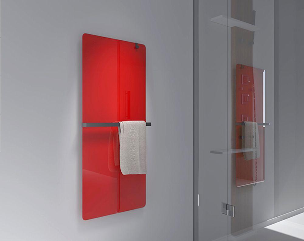 Plyterm termoarredo bagno design scaldasalviette elettrico radiatore bagno design - Scaldino elettrico per bagno ...